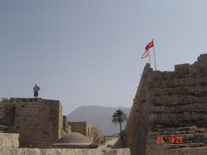 Kyrenia Castle, Northern Cyprus