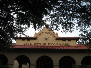 fort_worth_live_stock_exchange